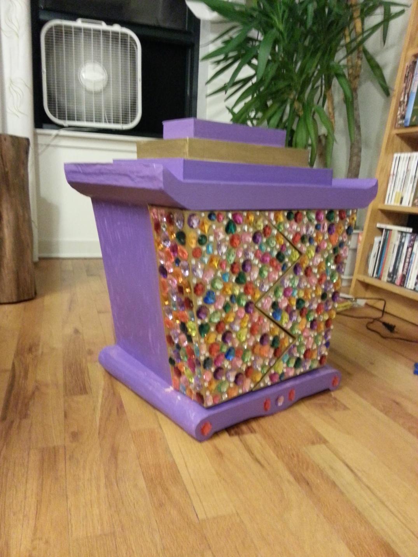 Jambi box WIP