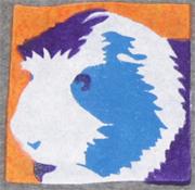 guinea pig stencil