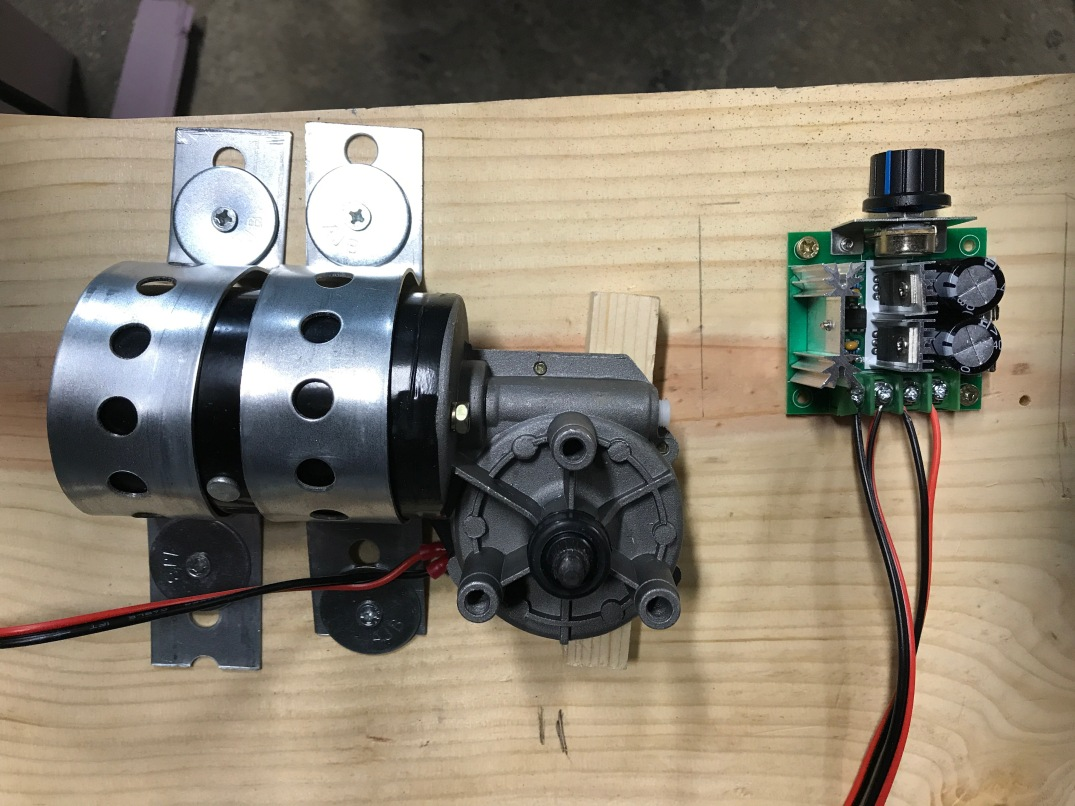 wiper motor for automation